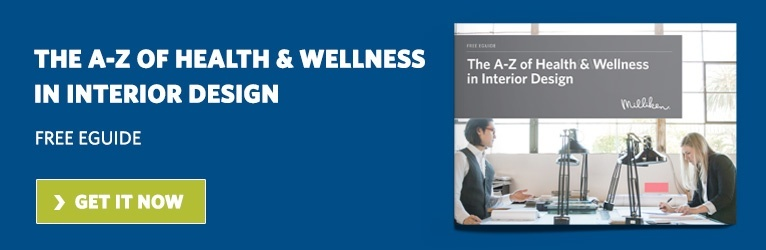 The A-Z of Health & Wellness in Interior Design